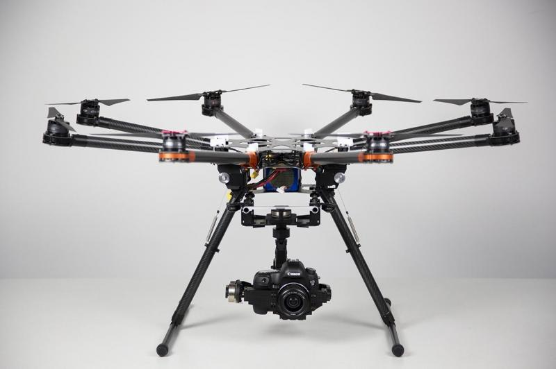 the new DJI S900