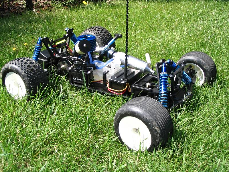 XTM X-Cellerator RC Cars